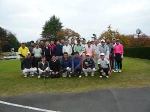 第25回ゴルフコンペ