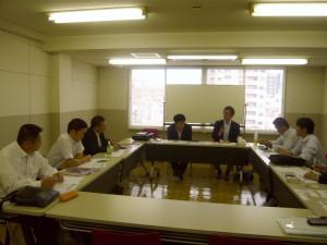 H2806海外情報委会合